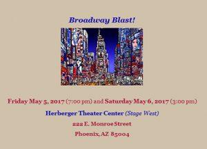 Broadway Blast web